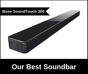 Bose SoundTouch 300 Sound Bar Speaker