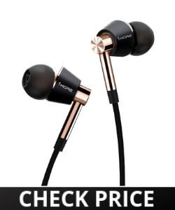 1MORE Triple Driver Earphone with Mic – The best Premium Headphones