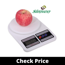 Simxen Electronic Digital Weight Scale Machine