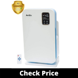 AviZo A1606 best air purifier under 20000 in India