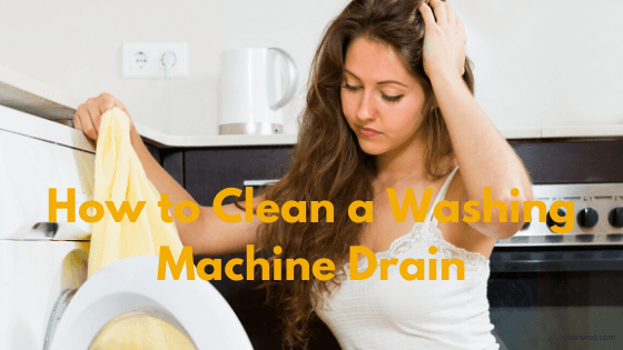 women on How to Clean a Washing Machine Drain