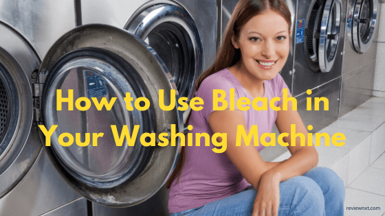 How to Use Bleach in Your Washing Machine