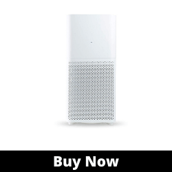 Mi Air purifier 2C with a true HEPA filter