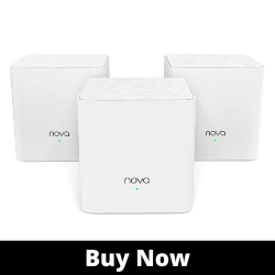 Tenda Nova MW3 Best mesh wifi in india