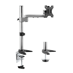 Defianz Aluminium Articulating Preconfigured Monitor Arms